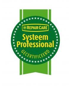 Repair care gecertificeerd